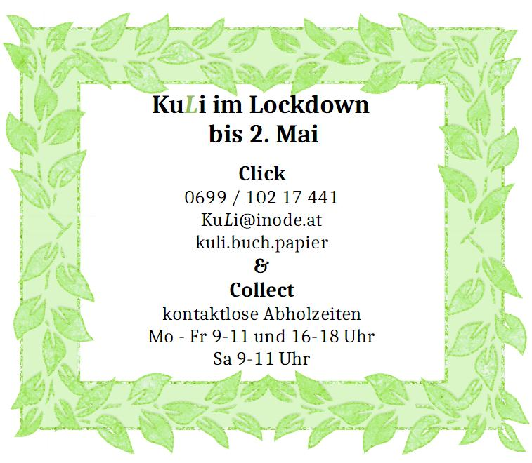Lockdown 20210418