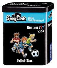Cover von Story Cards - ??? Kids Fussball-Stars