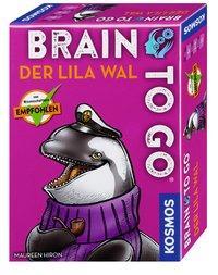Cover von BRAIN TO GO® – Der lila Wal