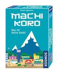 Cover von Machi Koro