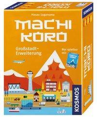 Cover von Machi Koro - Großstadterweiterung