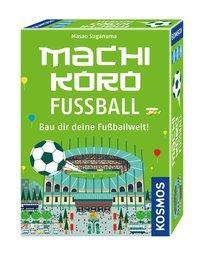 Cover von Machi Koro Fußball