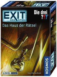 Cover von EXIT - Das Haus der Rätsel