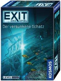 Cover von EXIT - Der versunkene Schatz