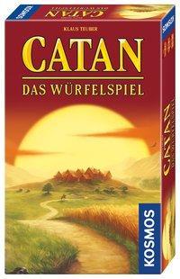 Cover von Catan - Das Würfelspiel