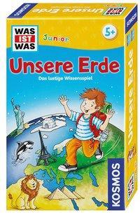 Cover von Was ist Was Junior Unsere Erde