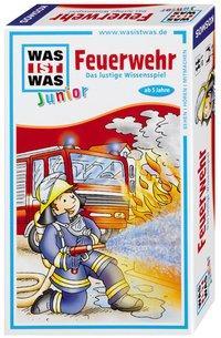 Cover von Was ist Was Junior Feuerwehr