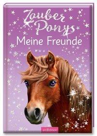 Cover von Zauberponys - Meine Freunde