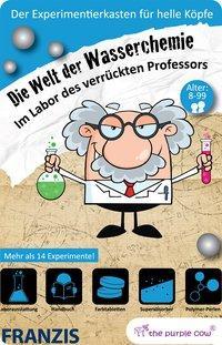 Cover von Im Labor des verrückten Professors: Die Welt der Wasserchemie