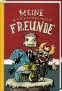 Cover von Freundebuch – Meine monsterstarken Freunde