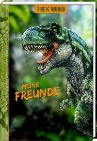 Cover von Freundebuch – T-Rex World - Meine Freunde