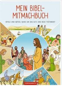 Cover von Mitmachbuch - Mein Bibel-Mitmachbuch