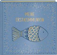 Cover von Eintragalbum - Meine Erstkommunion (Fisch)