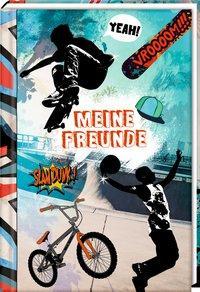 Cover von Freundebuch – Meine Freunde - Sport