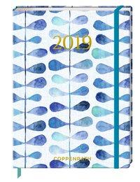 Cover von Mein Jahr 2019 (Blaue Blätter)