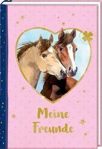Cover von Freundebuch – Pferdefreunde – Meine Freunde