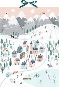 Cover von Wandkalender - Winterpanorama