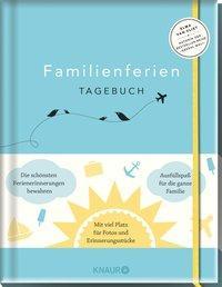 Cover von Familienferientagebuch