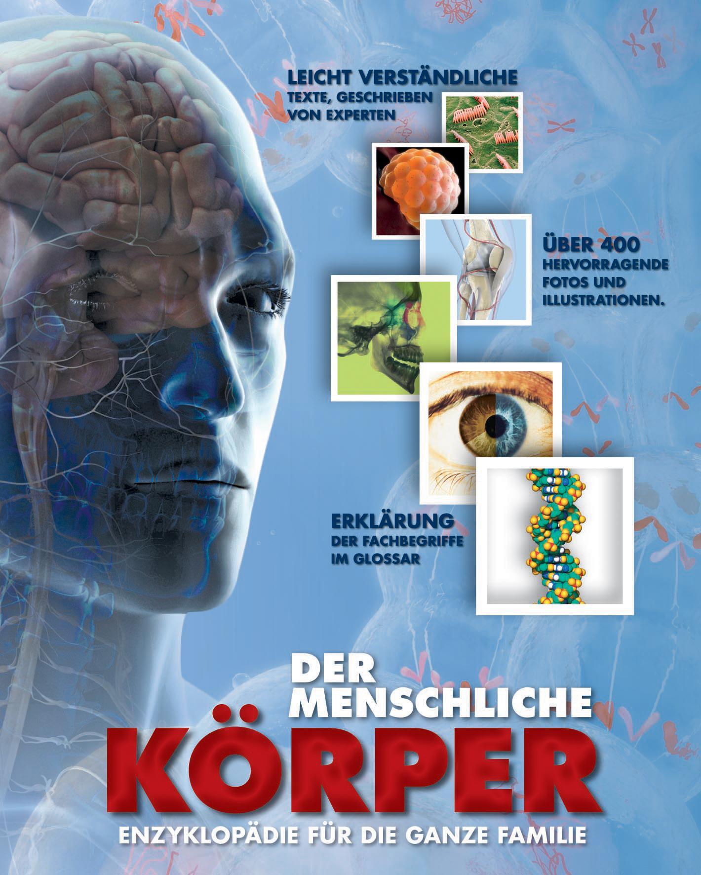 Der Menschliche KÖRPER – Enzyklopädie für die ganze Familie | KuLi