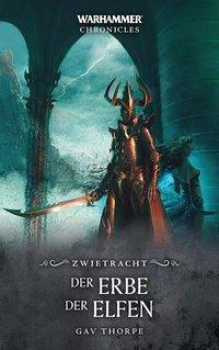 Cover von Warhammer - Der Erbe der Elfen