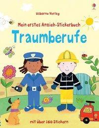 Cover von Mein erstes Anzieh-Stickerbuch: Traumberufe