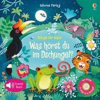 Cover von Klänge der Natur: Was hörst du im Dschungel?