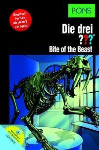 Cover von PONS Die drei ??? - Bite of the Beast