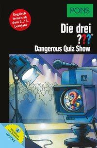 Cover von PONS Die drei ??? – Dangerous Quiz Show