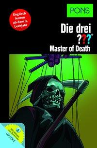 Cover von PONS Die drei ??? Master of Death