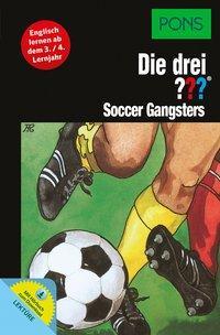 Cover von PONS Die drei ??? – Soccer Gangsters