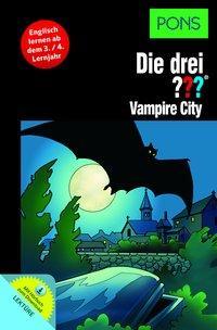 Cover von PONS Die drei ??? - Vampire City