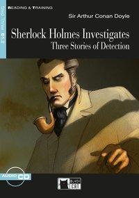 Cover von Sherlock Holmes Investigates