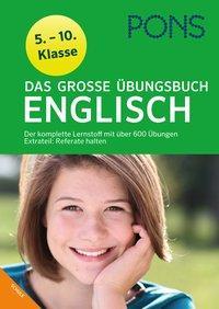Cover von PONS Das große Übungsbuch Englisch