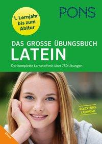 Cover von PONS Das große Übungsbuch Latein