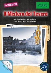 Cover von PONS Hörbuch Il Mistero del Tevere