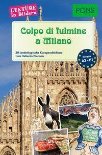 Cover von Colpo di fulmine a Milano