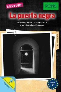 Cover von PONS Lektüre La puerta negra