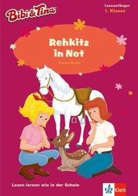 Cover von Bibi & Tina - Rehkitz in Not