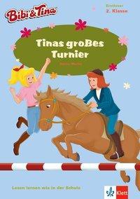 Cover von Bibi & Tina - Tinas großes Turnier