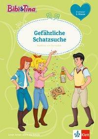 Cover von Bibi & Tina - Gefährliche Schatzsuche