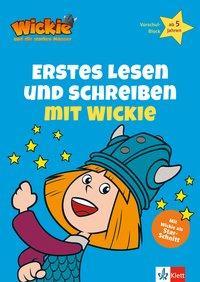 Cover von Wickie und die starken Männer: Erstes Lesen und Schreiben mit Wickie