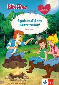 Cover von Bibi & Tina: Spuk auf dem Martinshof