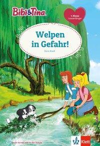 Cover von Bibi & Tina: Welpen in Gefahr!