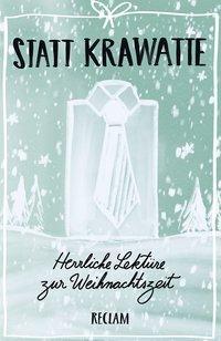 Cover von Statt Krawatte