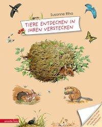 Cover von Tiere entdecken in ihren Verstecken