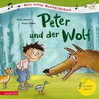 Cover von Peter und der Wolf