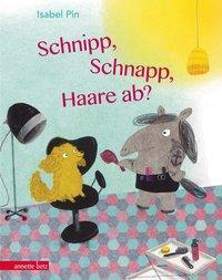 Cover von Schnipp, Schnapp, Haare ab?