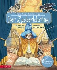 Cover von Der Zauberlehrling