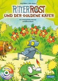 Cover von Ritter Rost: Ritter Rost und der goldene Käfer