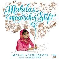 Cover von Malalas magischer Stift